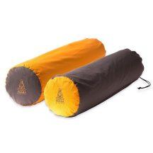 Prána, Yoga HENGERPÁRNA HUZAT, narancs+barna