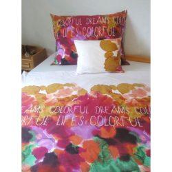 DREAMS pamut dupla ágynemű, 5 részes ágyneműhuzat