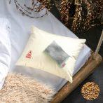Prána KÖLESPÁRNA, kispárna, 40x50 cm, levendula betéttel