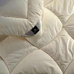 Billerbeck WOOL CLASSIC gyapjú paplan, 200x220 cm meleg téli paplan