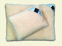 Billerbeck DORIS szőrme gyapjú párna, 70x90 cm nagypárna