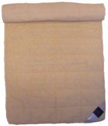 Billerbeck DORIS mágneses szőrme gyapjú ágybetét, 90x200 cm