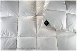 Billerbeck VIRGIN-SATIN pehelypaplan, meleg, téli paplan, 135x200 cm