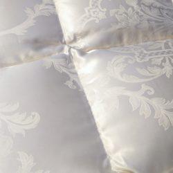 Billerbeck NATASA pehelypaplan, 200x220 cm, Exkluzív 100% pehely töltetű paplan selyem huzattal
