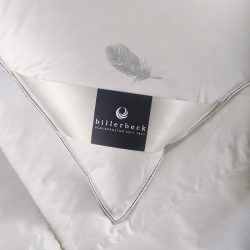 Billerbeck ANETT libatoll és pehely párna, 36x48 cm kispárna, 60 C° mosható