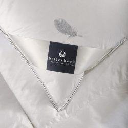 Billerbeck VIRGIN-SATIN pehely párna, kispárna, 36x48 cm