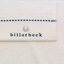 Billerbeck TÖRÖLKÖZŐ optikai fehér, 70 x 140 cm