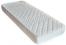 Best Dream MEMORY COMFORT vákuum matrac, 160 × 200 cm, félkemény hideghab matrac