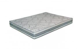 Nanni MIO 4COM4 memóriahabos vákuum matrac, 180 x 200 cm