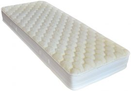 Best Dream, Wool's, vákuum matrac, 140 x 200 cm, kemény hideghab matrac