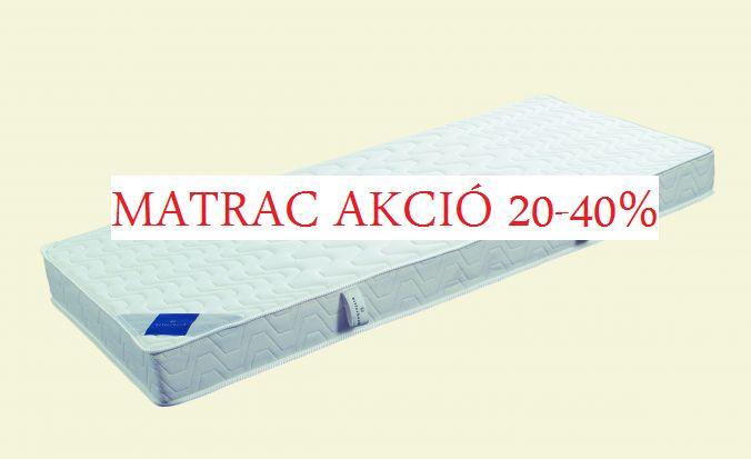 Matrac akció